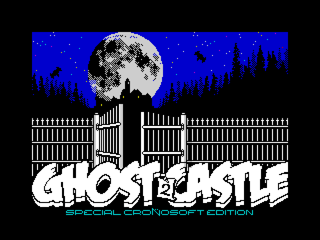 Ghost Castle 2 SE screen