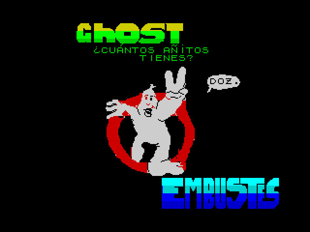 Ghost Embustes 2 v.1 image, screenshot or loading screen
