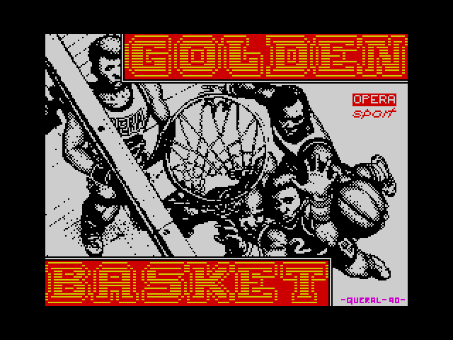 Golden Basket screen