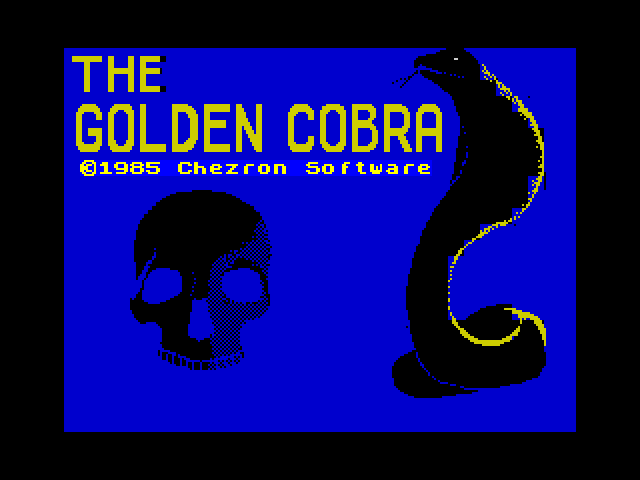 The Golden Cobra screen