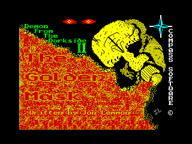 The Golden Mask screenshot