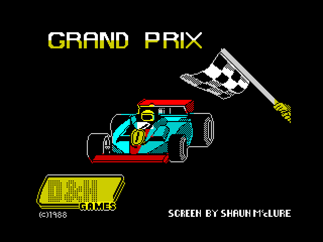 Grand Prix screenshot