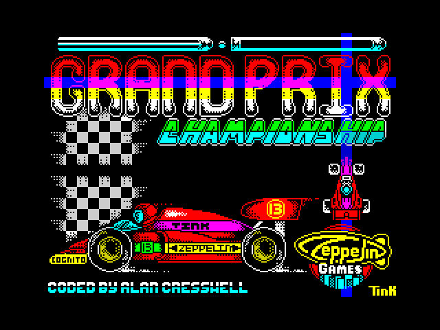 3D Grand Prix image, screenshot or loading screen