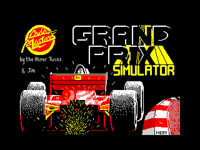 Grand Prix Simulator screenshot