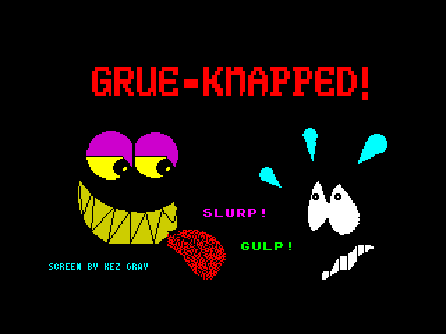 Grue-Knapped screenshot