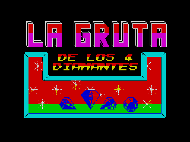 La Gruta de los Cuatro Diamantes screenshot