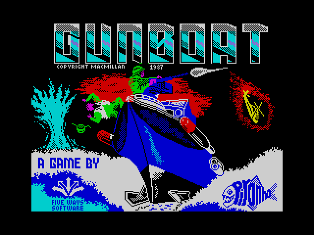 Gunboat screen