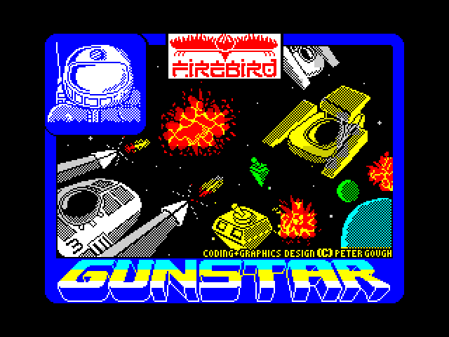 Gunstar screen