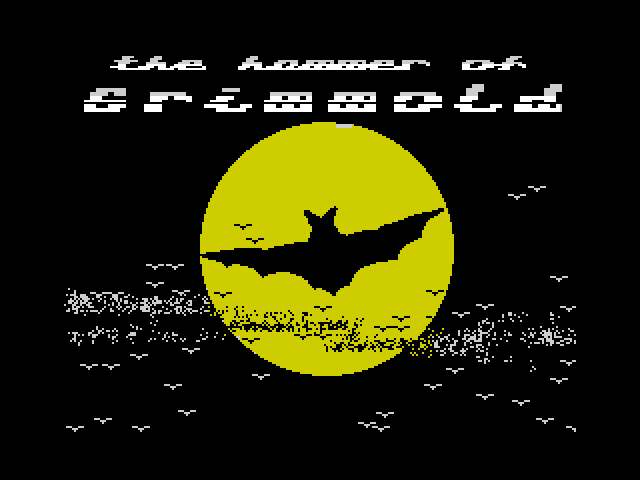 The Hammer of Grimmold screen