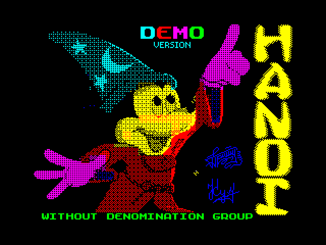 Hanoi screenshot