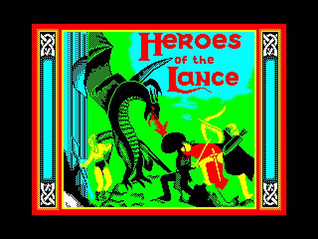 Heroes of the Lance image, screenshot or loading screen