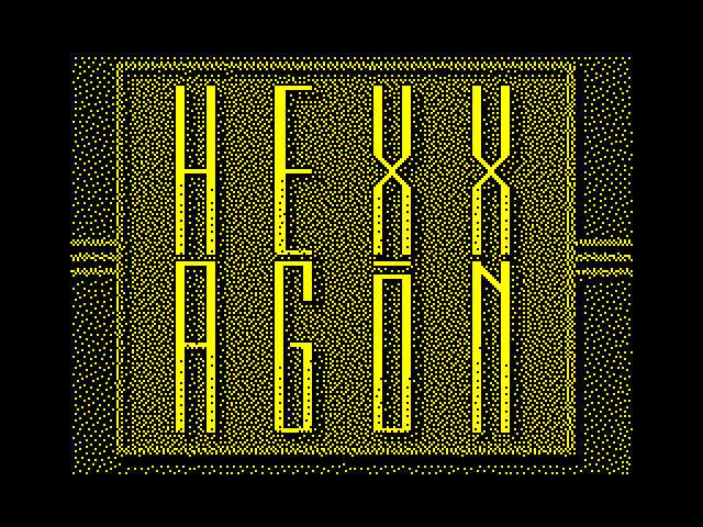 Hexxagon screenshot