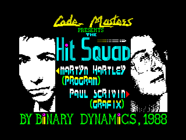 The Hit Squad screenshot