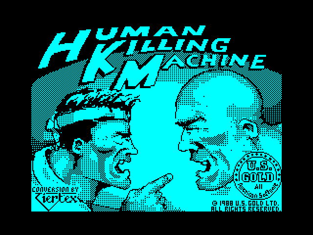 Human Killing Machine screenshot
