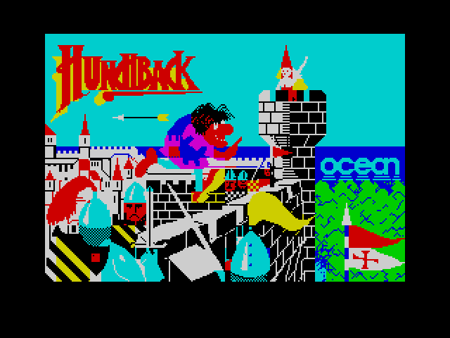 Hunchback screenshot