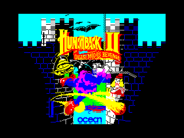Hunchback II screen