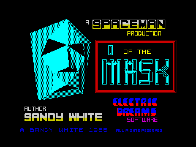 I, of the Mask image, screenshot or loading screen