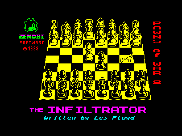 The Infiltrator screenshot