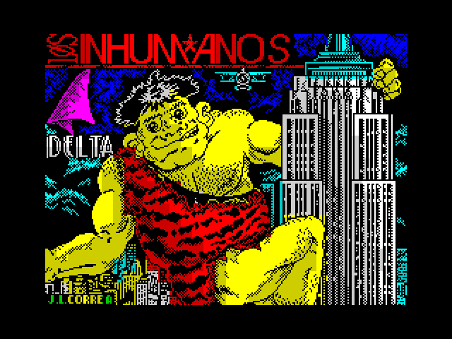 Los Inhumanos image, screenshot or loading screen