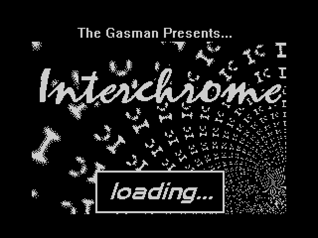 Interchrome image, screenshot or loading screen