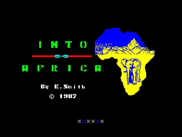 Into Africa screenshot