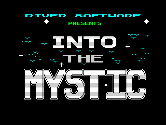 Into the Mystic screen