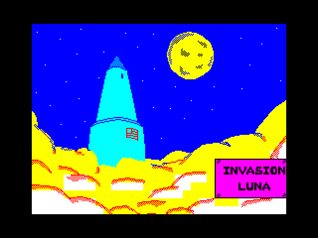 Invasion Luna screen