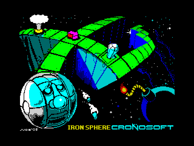 Iron Sphere image, screenshot or loading screen