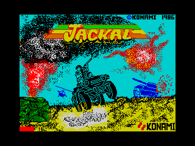 Jackal screen