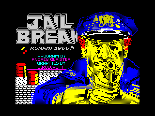 Jail Break screen