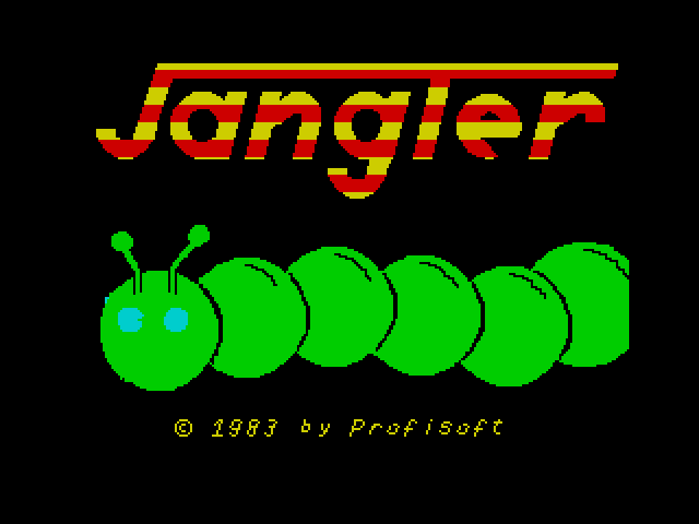 Jangler screen