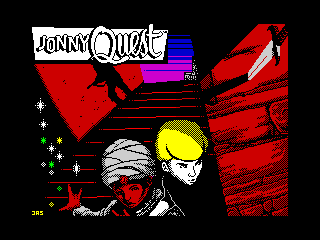 Jonny Quest screen