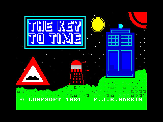 The Key to Time image, screenshot or loading screen