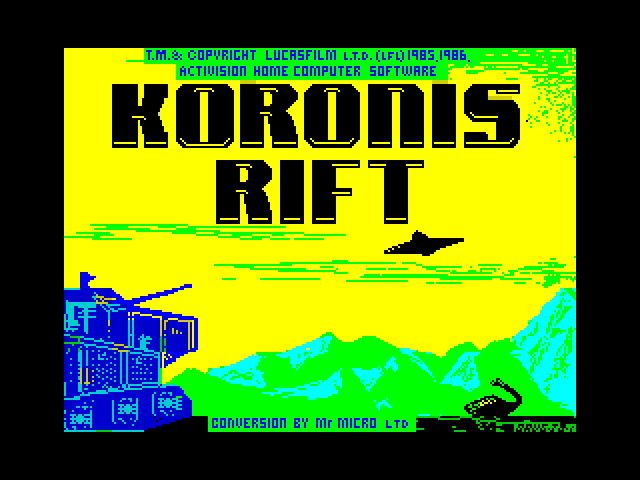 Koronis Rift image, screenshot or loading screen