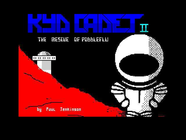 Kyd Cadet II: The Rescue of Pobbleflu image, screenshot or loading screen