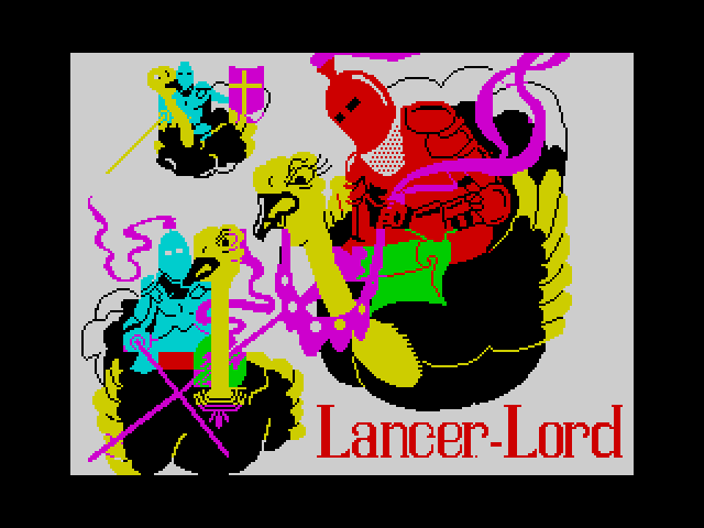 Lancer Lords screen