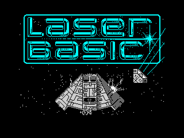 Laser Basic screenshot
