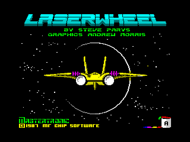 Lazer Wheel screenshot