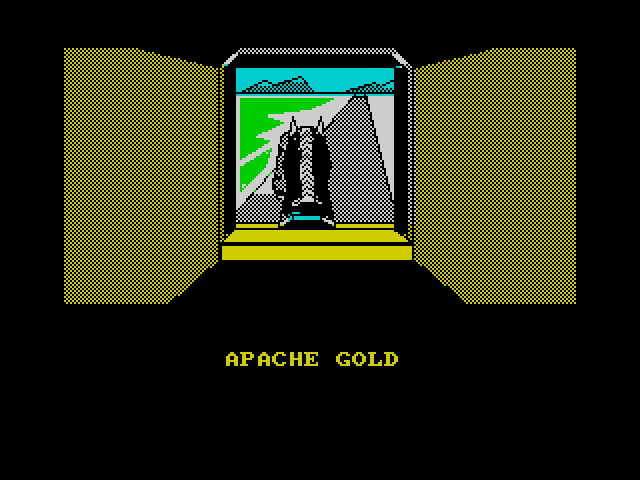 The Legend of Apache Gold image, screenshot or loading screen
