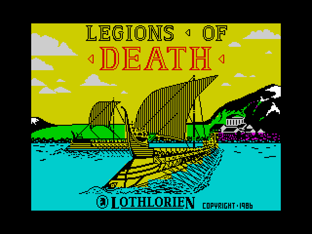 Legions of Death image, screenshot or loading screen