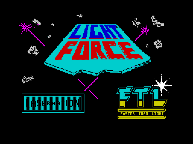 Light Force screen