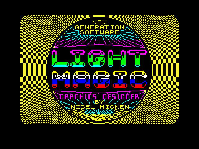 Light Magic screen