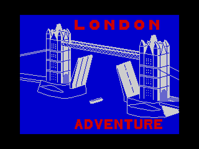 London Adventure screenshot