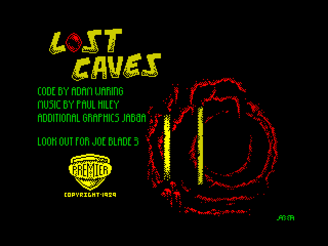 Lost Caves image, screenshot or loading screen