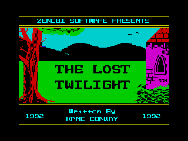 The Lost Twilight screenshot