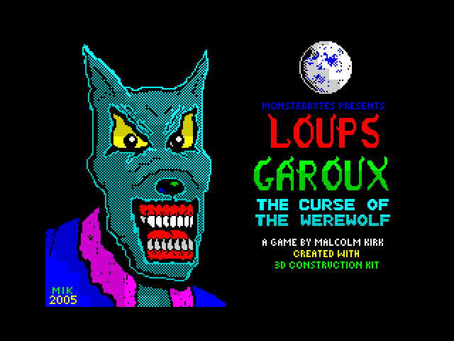 Loups Garoux screen