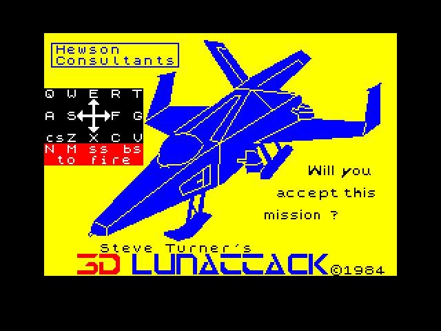 3D Lunattack image, screenshot or loading screen