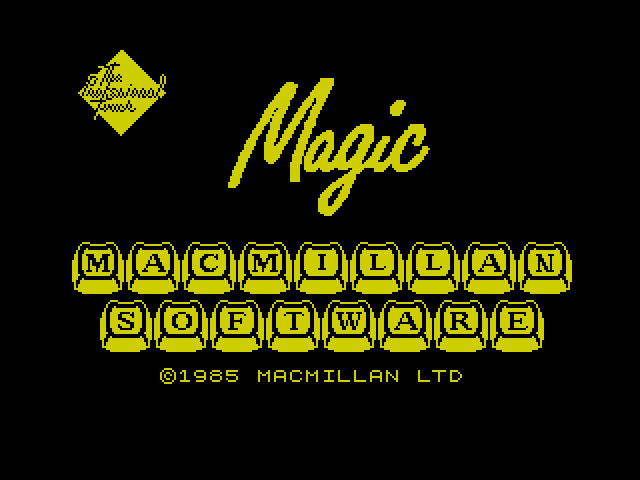 Magic screen