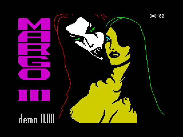 Margo III screenshot