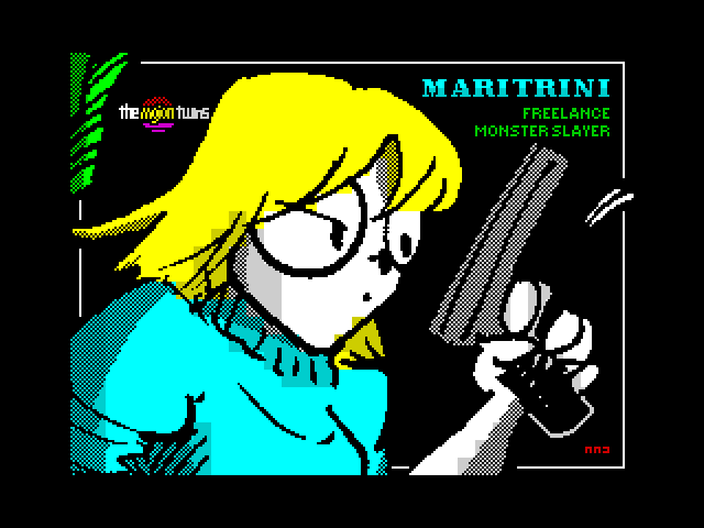 Maritrini, Freelance Monster Slayer screen